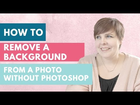 How to Remove Background from Photo without Photoshop | Pixomatic Tutorial