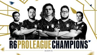 Rainbow Six Siege: Pro League Season XI - Champions
