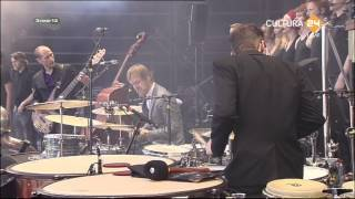 The Kyteman Orchestra live at Pinkpop 2012. No words, speechless, amazing, brilliant. I wish I was there instead of watching this on telly.... Buying their album was the best thing that happened to me in 2012. http://kyteman.com  - 0:00 Preaching to the Choir; 5:35 7/8; 8:35 Truth or Dare; 11:42 Long Lost Friend; 19:46 Day One; 28:00 On S