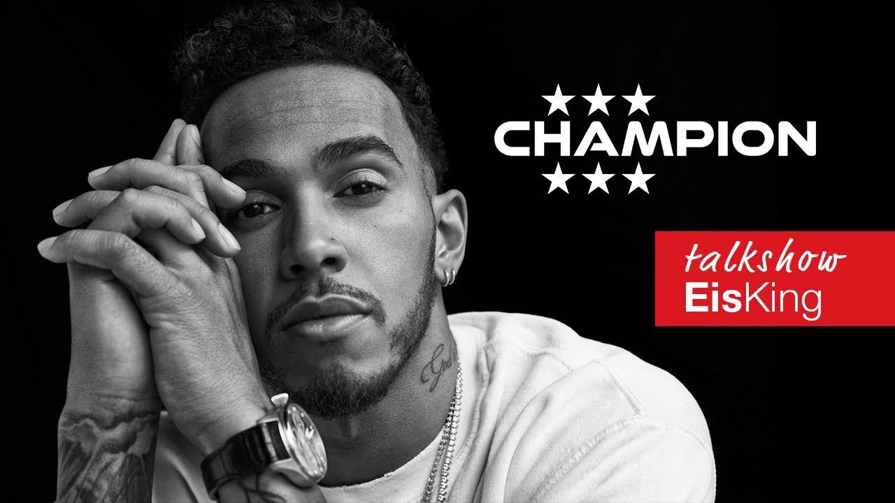 EisKing #25 špeciál - (Ne)dokonalý šampión Lewis Hamilton