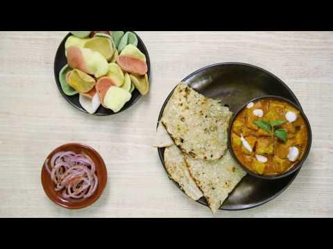 Paneer Tikka Masala Recipe | Easy Homemade Quick | Amul Recipes