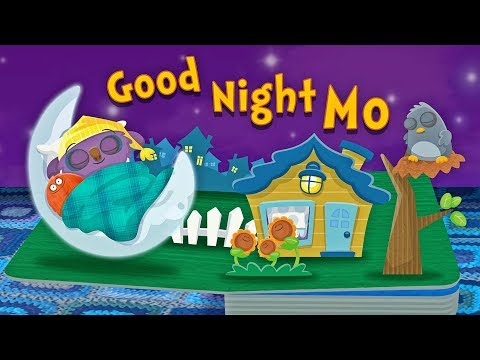 Good Night Mo (Xmas) 🎄 Sleepy Bedtime Story App for Toddlers, Babies