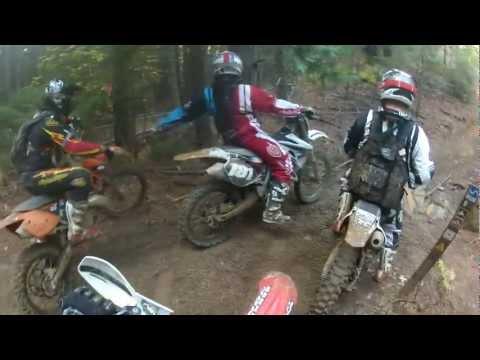 georgetown dirt bike trail ride swrd gopro honda crf450r