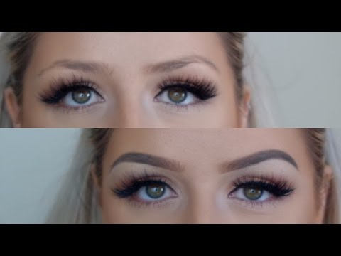 My Brow Routine   Anastasia Beverly Hills Dipbrow in Taupe