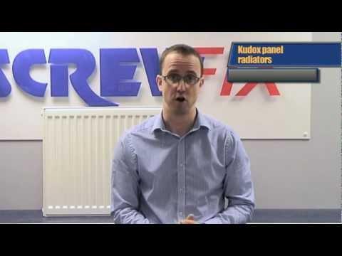 Screwfix - Kudox and Barlo Radiators