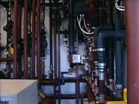 Environmentally friendly zero CO2 emission building