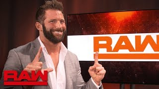 Zack Ryder is ready for new opportunities on Raw: Raw Exclusive, April 16, 2018