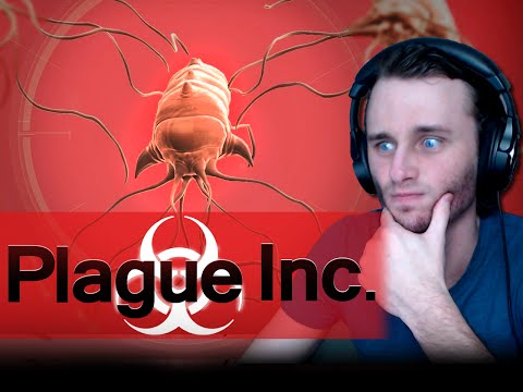 Plague Inc | Infect the World with the Neurax Worm Illuminati