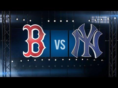 7/17/16: Tanaka, three-run 4th snap Red Sox's streak