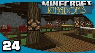 Kingdoms Ii - Ep. 24: Finishing The Sheep Farm