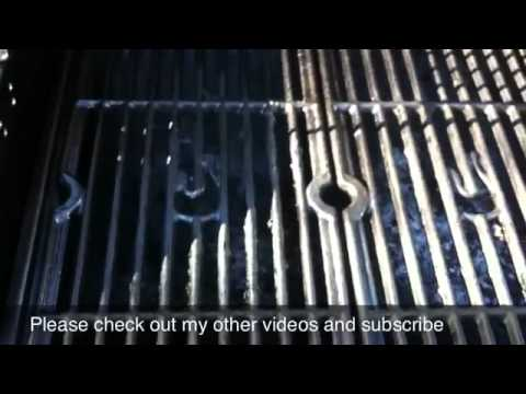 Review- Char-Broil RED INFRARED URBAN GRILL