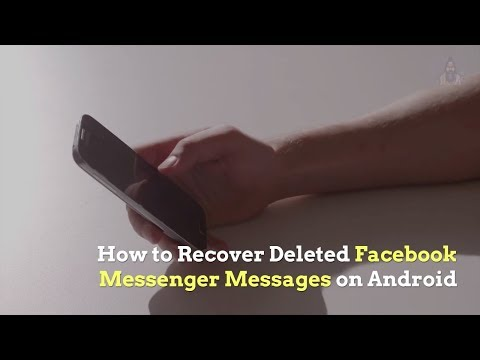 How to recover deleted Facebook messages 2018 [step by step]