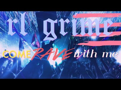 RL Grime at Terminal 5 NYC November 5 | Come RAVE With Me Ep. 1