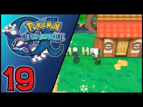 Pokemon Alpha Sapphire:  Ep 19 -