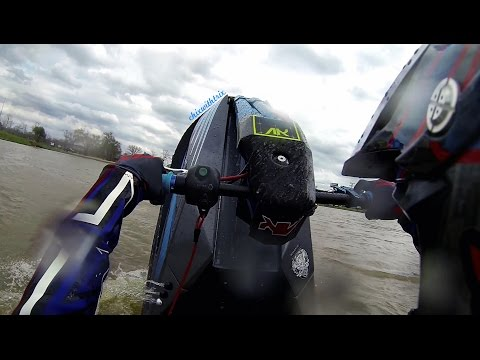 ChixSki: Krash 50 Cal Flatwater Freestyle Build - Part 9: The Time Has Come First Test Rides