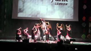 Allah ke bande - Shiamak Summer Funk - London 2014