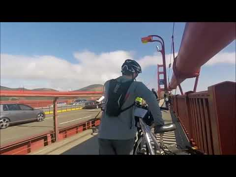 San Francisco to Muir Woods on Bikes