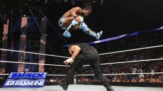 Kofi Kingston vs. Dean Ambrose - United States Championship: SmackDown, May 24, 2013