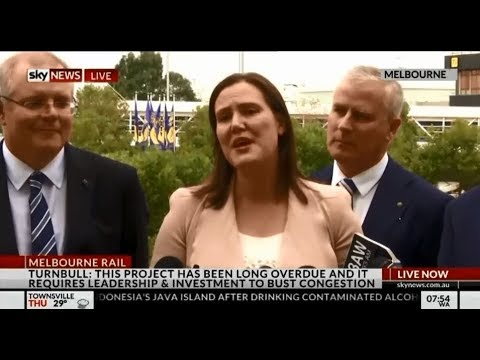 $5b for Melbourne Airport rail link