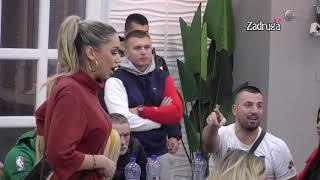 Zadruga 3 - Nastao haos kada je Iva otvorila dušu o Kariću i Tomoviću - 10.12.2019.