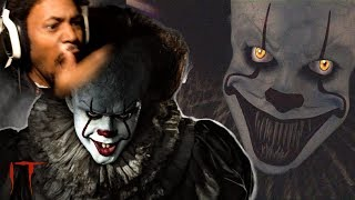 WHY DO WE KEEP PLAYING GAMES WITH PENNYWISE THE CLOWN | IT: The Game