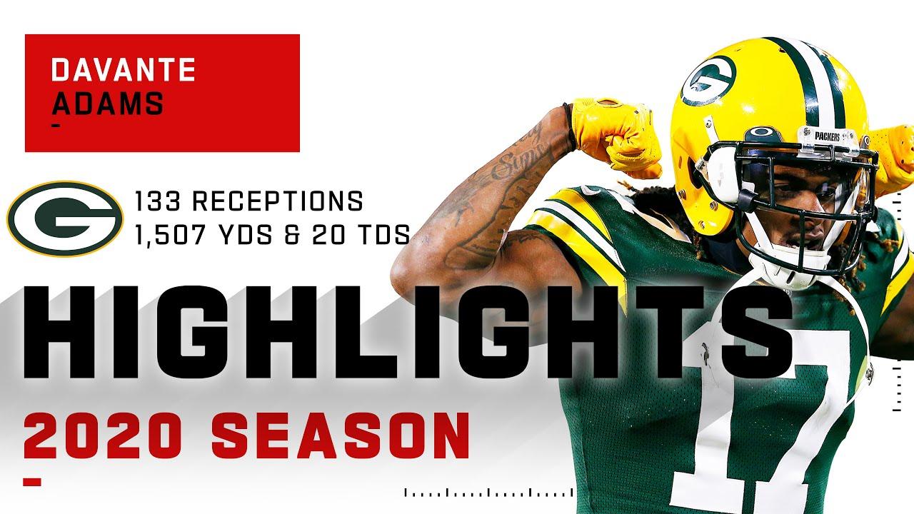 Davante Adams Full Season Highlights | NFL 2020