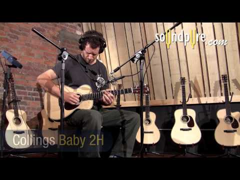Choosing an Acoustic Guitar - Top Woods and Body Styles - Collings Acoustic Guitars