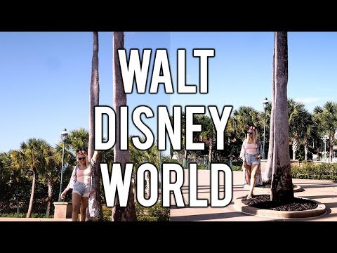 WALT DISNEY WORLD VLOG 2017 EPCOT, TYPHOON LAGOON AND DISNEY SPRINGS