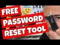 Reset Your Forgotten Windows Password For Free