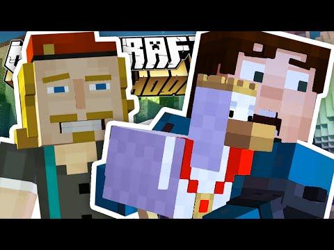 Minecraft Story Mode | SECRET BUILD CLUB!! | Episode 5 [#2]