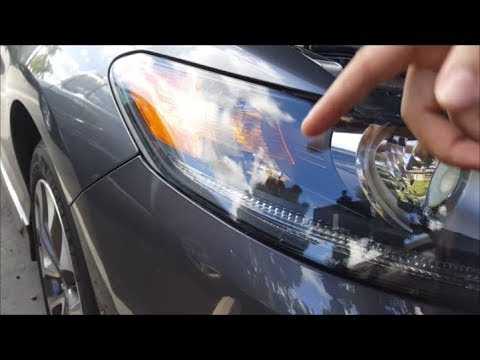 [Q&A] How to Remove bulb dropped inside headlight housing