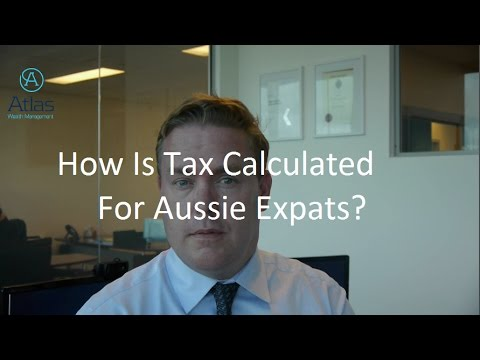 How is Tax Calculated in Australia for those Aussie Expats Who Qualify as a Non Resident