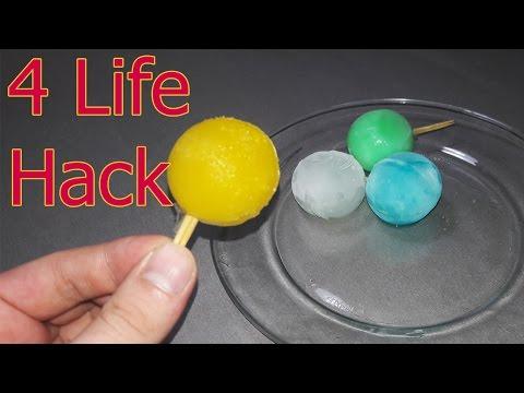 | DIY|  amazing ' 4 life hacks ' Everyone Should Know!
