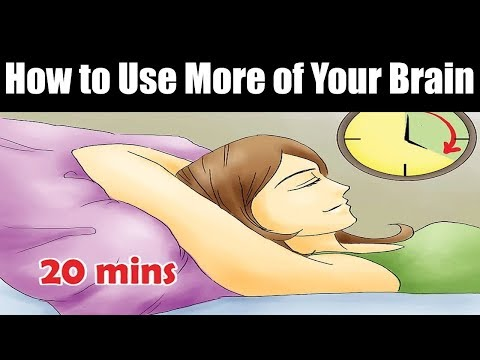 How to Use More of Your Brain | Use 100% of Your Brain