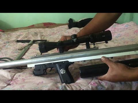 Airforce PCP Airgun (PCP Homemade Airgun) [[PCP Airforce Condor]]