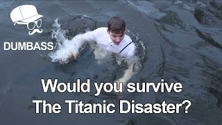 Would you survive The Titanic disaster?