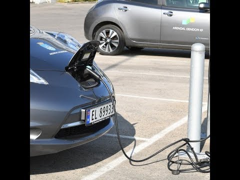 Supercapacitor cars could charge in minutes