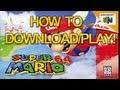 How To Download/Play Super Mario 64 Multiplayer!
