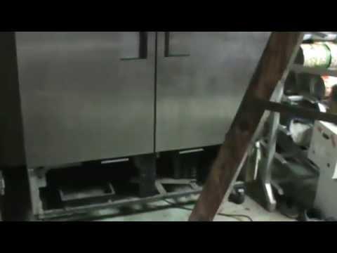 HVAC True T 49 Refrigerator