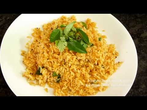 Spicy Masala Rice- Quick Lunch!