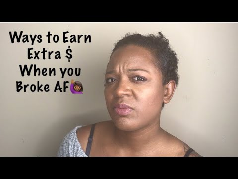 Easy Ways to Make Extra Money.. no second job needed