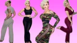 Fashionnova Matching Sets Lookbook