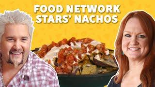 We Tried Food Network Stars' Famous NACHOS Recipes   TASTE TEST
