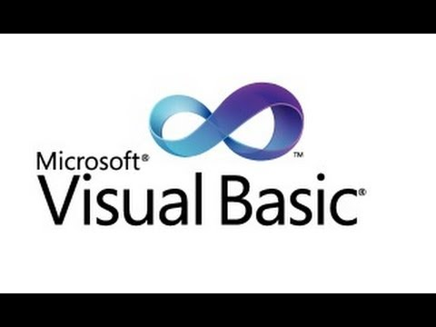 Visual basic Hello World (Lesson 1)