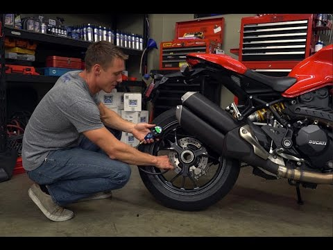 Motorcycle Tire Pressure and Why It's Important! | MC GARAGE