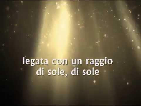 LEGATA AD UN GRANELLO DI SABBIA - (Lyrics)