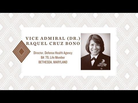 2017 Distinguished Alumna: Raquel Cruz Bono