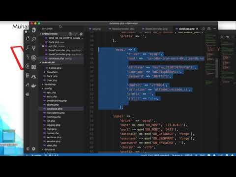 17   Laravel API with Passport and CRUD