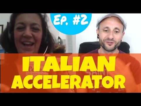 Italian Accelerator (EPISODE 2): Learn and Improve Advanced Italian Through Real Conversation [IT]