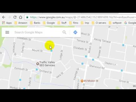 How to delete saved places in Google Maps
